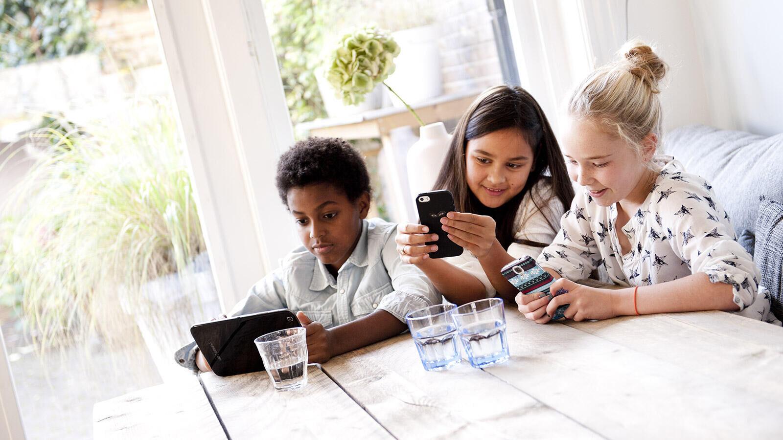 Apps voor kinderen