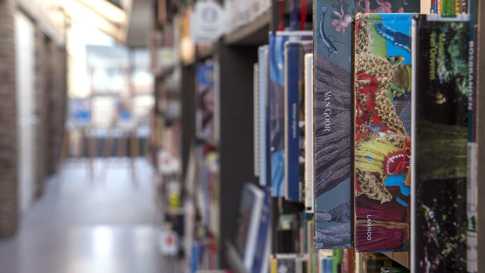 Hoe worden bibliotheekboeken gemaakt?