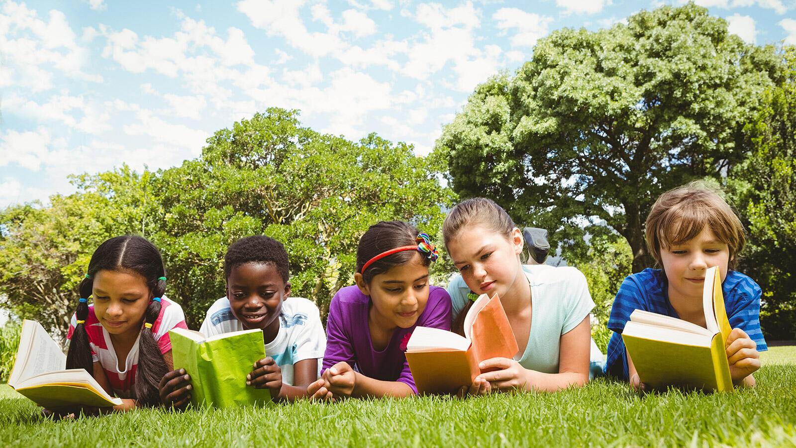 Plezier in lezen 8-12 jaar